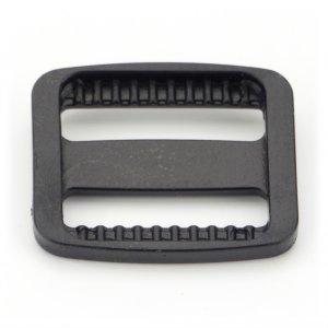 Schieber Stopper 25mm oder 20mm für Gurtband, Regulator POM Verstellschieber