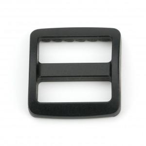Schieber Stopper 25mm oder 20mm für Gurtband, Regulator POM Verstellschieber 20 Stück Schieber Hoch 25mm