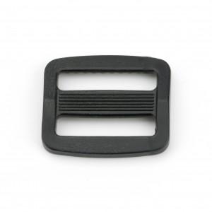 Schieber Stopper 25mm oder 20mm für Gurtband, Regulator POM Verstellschieber 20 Stück Schieber Flach 25mm